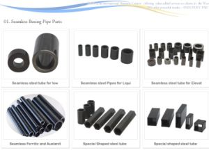 High Quality Special Section Welded Tubes pictures & photos