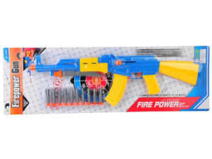 Hot Sale Boy Favor Toy Plastic Soft Bullet Gun Toy pictures & photos