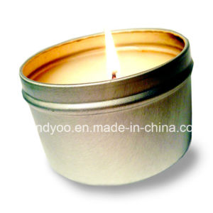 Personalized Scented Soy Wax Candle in Tin pictures & photos