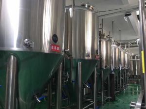 15 Gallon Conical Fermenter Non-Jacketed Stainless Steel 304 pictures & photos