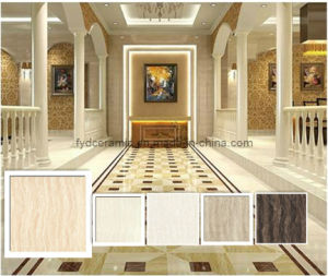 China Supplier Line Stone Polished Porcelain Floor Tile (FX6001) pictures & photos