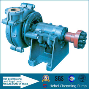 Abrasive Centrifugal Diesel Engine Mud Slurry Pump pictures & photos