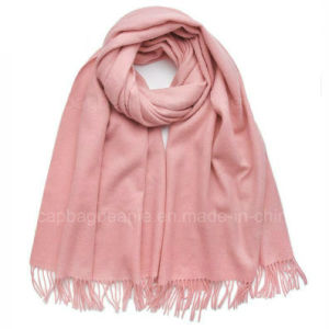 OEM Customized Pashmina Viscose Rayon Scarf pictures & photos