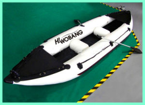 Inflatable Canoe Kayak, Plastic Fishing Boats for Sale pictures & photos