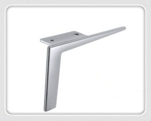 Chrome Finish Metal Sofa Leg for Furniture Hardware Fb-2012 pictures & photos