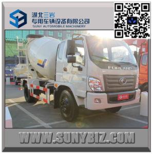 Forland 6 Wheeler 1000 Litre Ready Mixer Truck