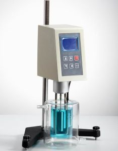 Digital Rotational Viscosity Tester for Paint, Ink, Grease pictures & photos