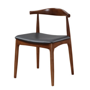 China Nordic Style Home Furniture Dining Chair with Solid Wood