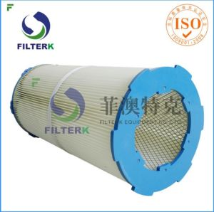 Filterk Pleated Paper Filter pictures & photos