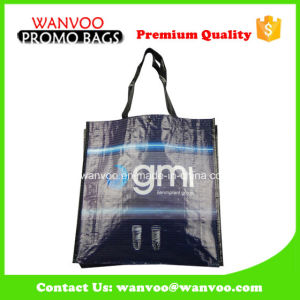 Promotional PP Non Woven Collapsible Shopping Tote Bag with Printing pictures & photos