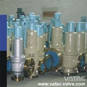 Low Lift Cl1500xcl1500 Rtjxrf Stainless Steel 304/316 Safety Relief Valve pictures & photos