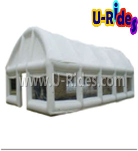 Hot selling White Inflatable Outdoor Tent with Windows pictures & photos