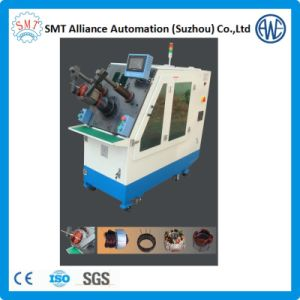 Motor Stator Coil Inserting Machine
