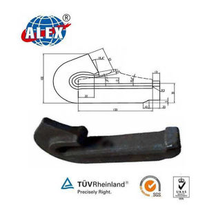 Railroad Anchor Fastener for Uic60 Steel Rail pictures & photos