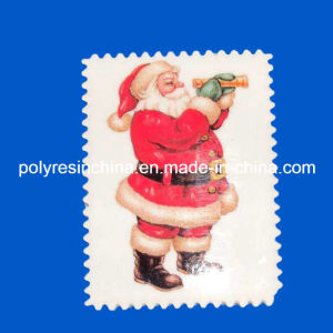 Ceramic Magnet with Printing Christmas Picture pictures & photos
