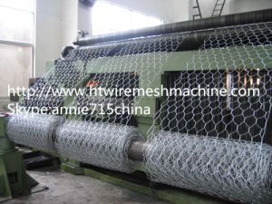 Chicken Wire Making Machine or Machine for Hexagonal Wire or Wire Weaving Machine