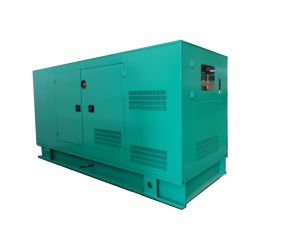 Factory and Building Use Diesel 500kVA 400kw Silent Generator Set pictures & photos
