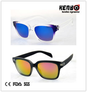 New Coming Fashion Square Frame Sunglasses for Accessory, CE FDA Kp50353 pictures & photos
