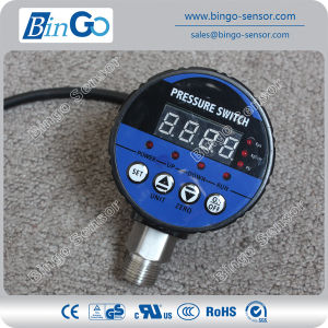 Intelligent Digital Pressure Switch with LED Display pictures & photos