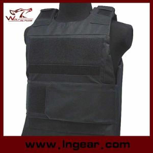 Black Hawk Tactical Vest Down Body Armor Plate Carrier Vest pictures & photos