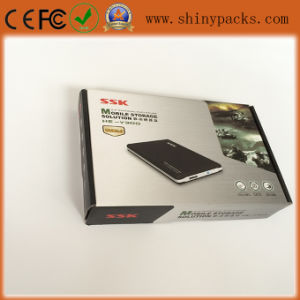 Corrugated Packaging Box for Hard Disk.