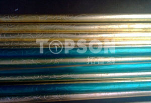 Welded/ Seamless Stainless Steel Color Pipe pictures & photos