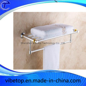 Bathroom Hardware Stainless Steel Towel Shelf (HP-01) pictures & photos