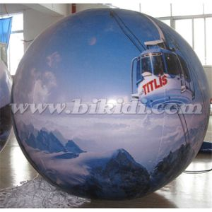 Inflatable Round Helium Balloon, Giant Flying Balloon for Advertisement K7191 pictures & photos