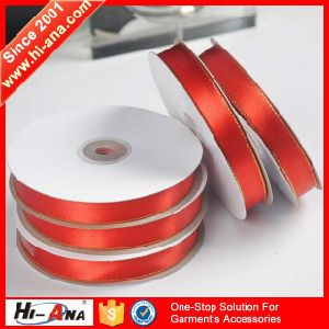 Fully Stocked Various Colors Wholesale Satin Ribbon pictures & photos