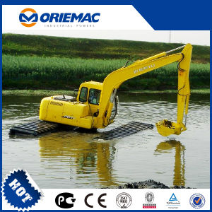 High Quality Amphibious Excavator HK200SD pictures & photos