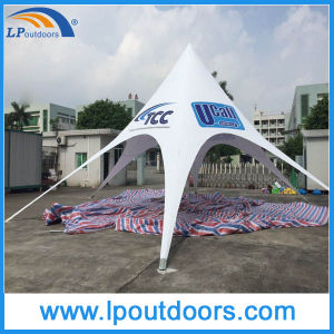Dia12m Outdoor Advertising Shelter Star Shade Tent pictures & photos