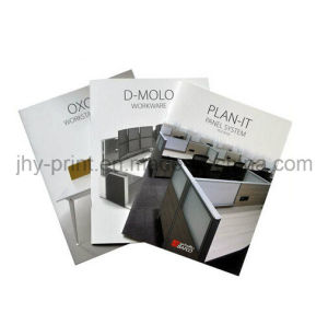 Saddle Stitch Full Color Catalogue Printing Service (jhy-299)