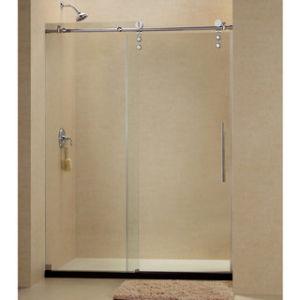 Water Proof Aluminum Wood Bathroom Door, Kitchen Door, Room Door (CL-D2014) pictures & photos