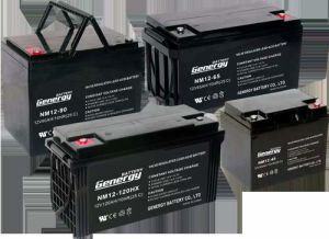 Deep Cycle Sealed Lead Acid Battery (NM6-180D)