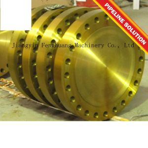 BS DIN ANSI Carbon Steel Flange pictures & photos