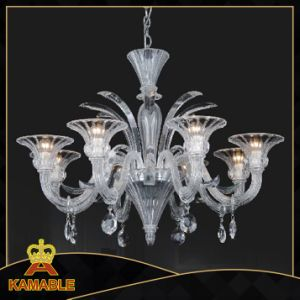 Modern Project Hotel Glass Pendant Lamp (81072-8) pictures & photos