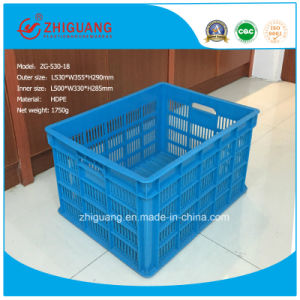 High Quality Industrial Use Plastic Basket pictures & photos
