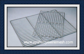 Anping OEM PVC Coated/Stainless Steel Weled Wire Rack/Shelf/Baskets pictures & photos