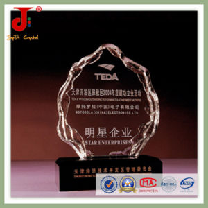 2016 Fashion Blank Crystal Trophy (JD-CB-313) pictures & photos