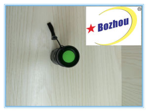 Zoomable High Quality Tactical Torch Bright Rechargeable Flahslight pictures & photos