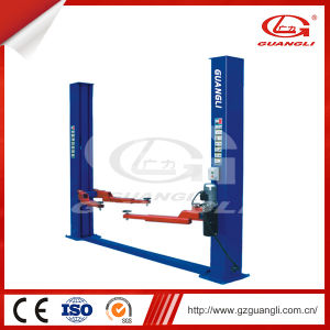Chinese Factory Top Quality Professional Two Post Hydraulic Lift (GL-4.0-2F) pictures & photos