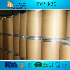 Ep Grade Polyvinylpyrrolidone K30/Pvpk30/Pvp-K30 for Human Drug Manufacturer pictures & photos