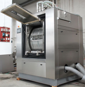 Professional Clean Room Barrier Washer Extractor (50KG 100KG) pictures & photos