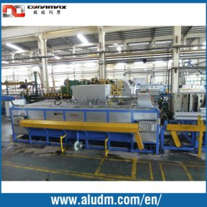 Accurate Shearing Aluminum Extrusion Machine Multi Log Heating Furnace pictures & photos