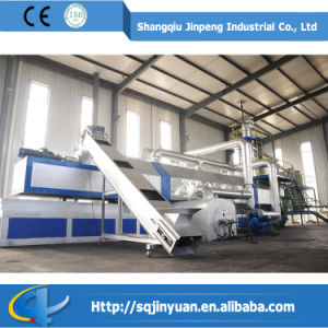 Continuous Waste Plastic Pyrolysis Plant pictures & photos