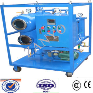 """T"" Type Vacuum Vessel Transformer Oil Filtration Machine pictures & photos"