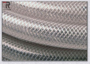 Fiber Reinforced Food Grade Flexible PVC Hose Plastic Hose pictures & photos