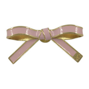 Fashion Ladies Decorative Metal Bowknot Brooches pictures & photos