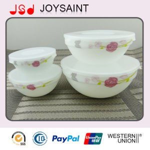 Opal Glass Dinnerware Opal Tableware Stackable Bowl pictures & photos