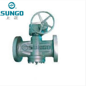 Inverted Pressure Balanced Lubricated Plug Valve pictures & photos